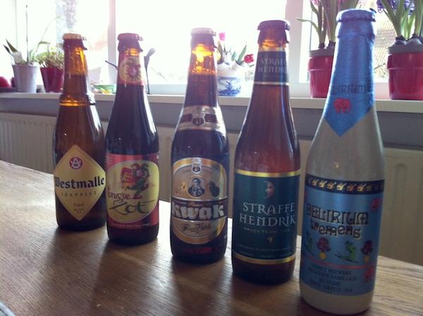 Belgium souvenirs